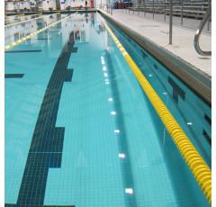 Gestión de centros deportivos con piscina