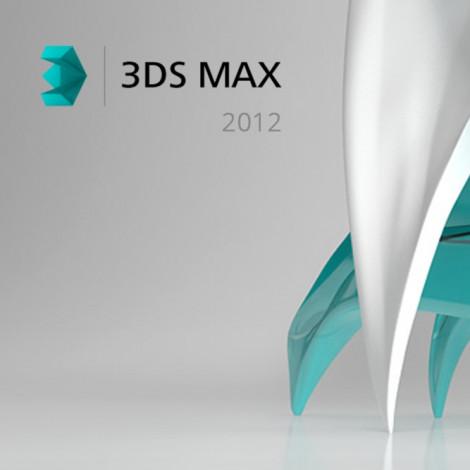 3D Studio Max 2012