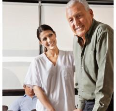 auxiliar de enfermeria para pacientes con Alzheimer