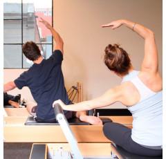 Curso de Pilates para rehabilitación