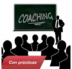 Curso de Coaching Personal con prácticas.