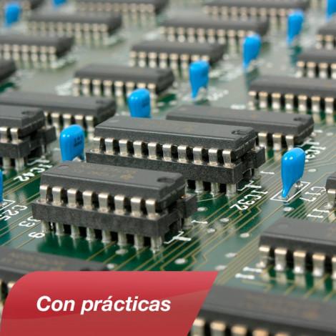 Curso de Electrónica Digital con prácticas