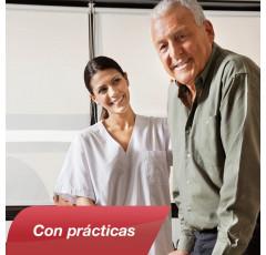 Curso de auxiliar de enfermeria para pacientes con Alzheimer con prácticas