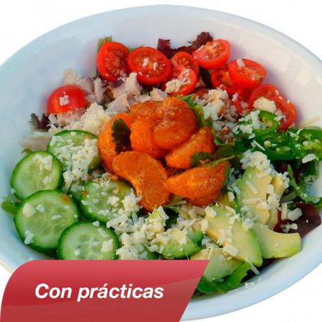 Curso de Cocina vegetariana con prácticas