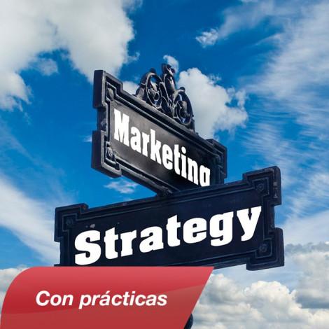 Curso de Gestión comercial y marketing con prácticas