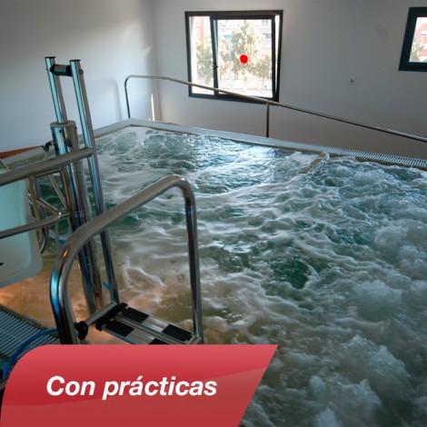 Curso de Técnicas de hidroterapia y balneoterapia con prácticas