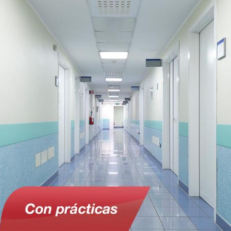 Curso de Actualización de Celador con prácticas.