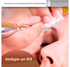 Curso de Micropigmentación + Tatuaje y piercing profesional + Kit tatuaje profesional