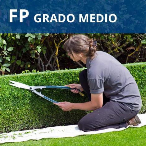 Fp t cnico en jardiner a y florister a a distancia for Tecnico en jardineria