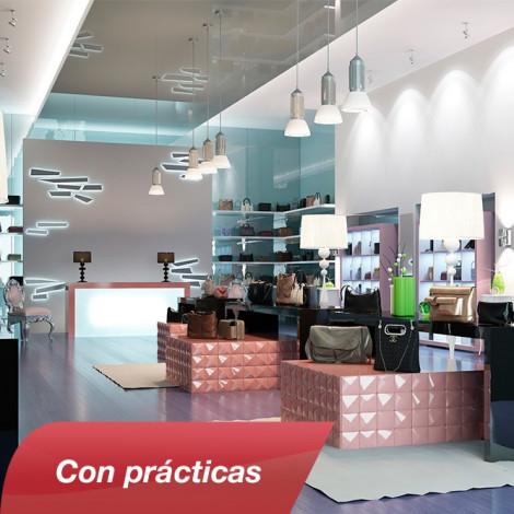 Curso de Decoración de Tiendas y Escaparatismo con prácticas
