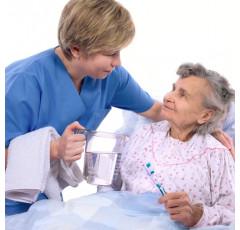 Curso de Actualización del Enfermero para Servicios de Salud. Parte I