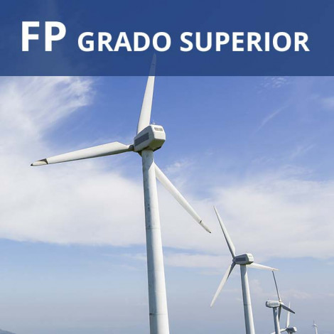 Técnico Superior Energías Renovables