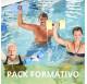Pack formativo de Monitor de fitness acuático + nutrición deportiva