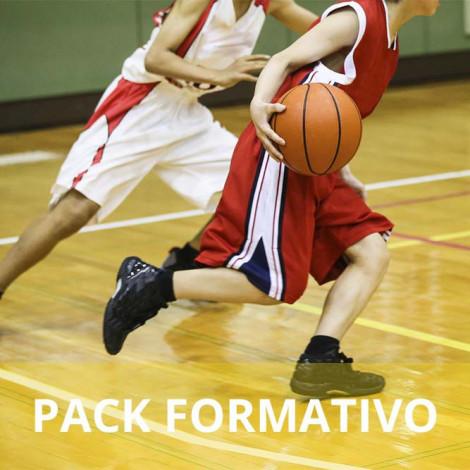 Pack formativo de Monitor de baloncesto + Inglés deportivo