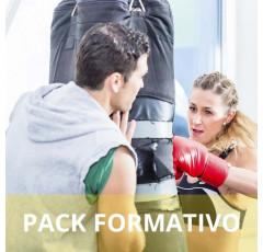 Pack formativo de Instructor de boxeo + Nutrición deportiva