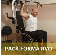 Actividades físicas y deportes adaptados para personas con discapacidad + Nutrición deportiva