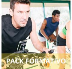 Pack formativo de Ciclo indoor + Nutrición deportiva