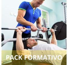 Pack formativo de Coaching deportivo + Nutrición deportiva