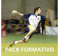 Pack formativo de Entrenador de balonmano + Inglés deportivo