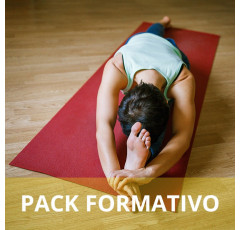 Pack formativo de Hatha Yoga + Nutrición deportiva