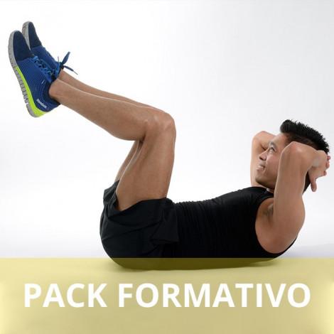 Pack formativo de Monitor Core training + Nutrición deportiva