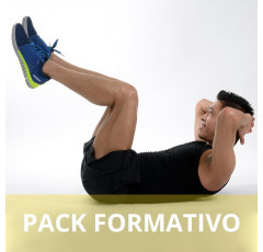 Pack formativo de Monitor Core training + Inglés deportivo