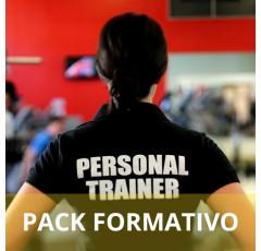 Pack formativo de Entrenador personal especialista en nutrición deportiva + Inglés deportivo