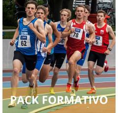 Pack formativo de Atletismo + Nutrición deportiva