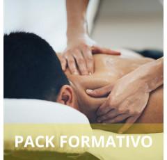 Pack formativo de Kinesiología deportiva + Nutrición deportiva