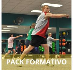 Pack formativo de Actividades físicas y deportes + Nutrición deportiva