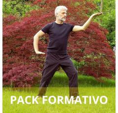 Pack formativo de Tai Chí: teoría y práctica + Inglés deportivo
