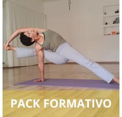 Pack formativo de Yoga + Inglés deportivo