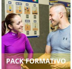 Pack formativo de Entrenador Personal + Nutrición deportiva