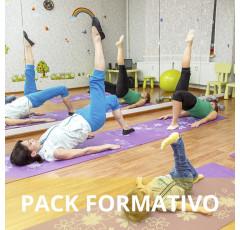 Pack formativo de Pilates para niños + Nutrición deportiva
