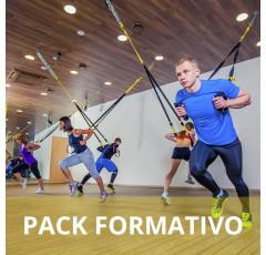 Pack formativo de Entrenamiento en suspensión + Nutrición deportiva