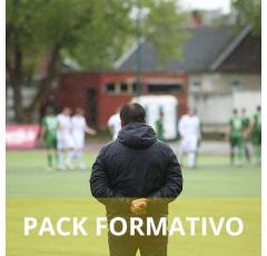 Pack formativo de Entrenador físico de fútbol + Inglés deportivo