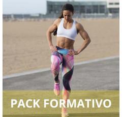 Pack formativo de Entrenador personal especialista en HIIT + Nutrición deportiva