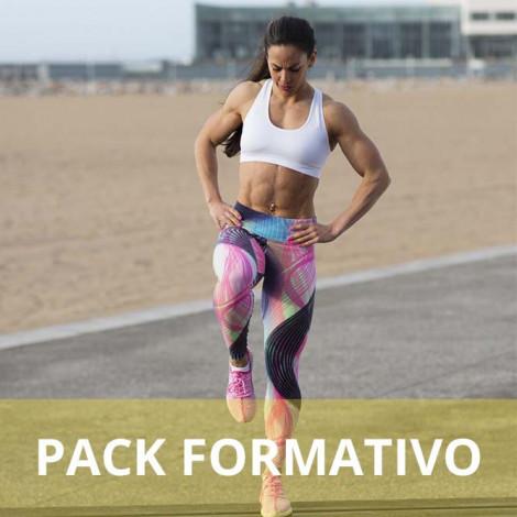 Pack formativo de Entrenador personal especialista en HIIT + Inglés deportivo