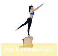 Pack formativo de Monitor de Pilates con maquinaria + Nutrición deportiva