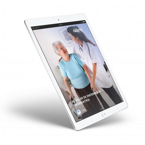 Curso de Auxiliar de Enfermería en Geriatría online
