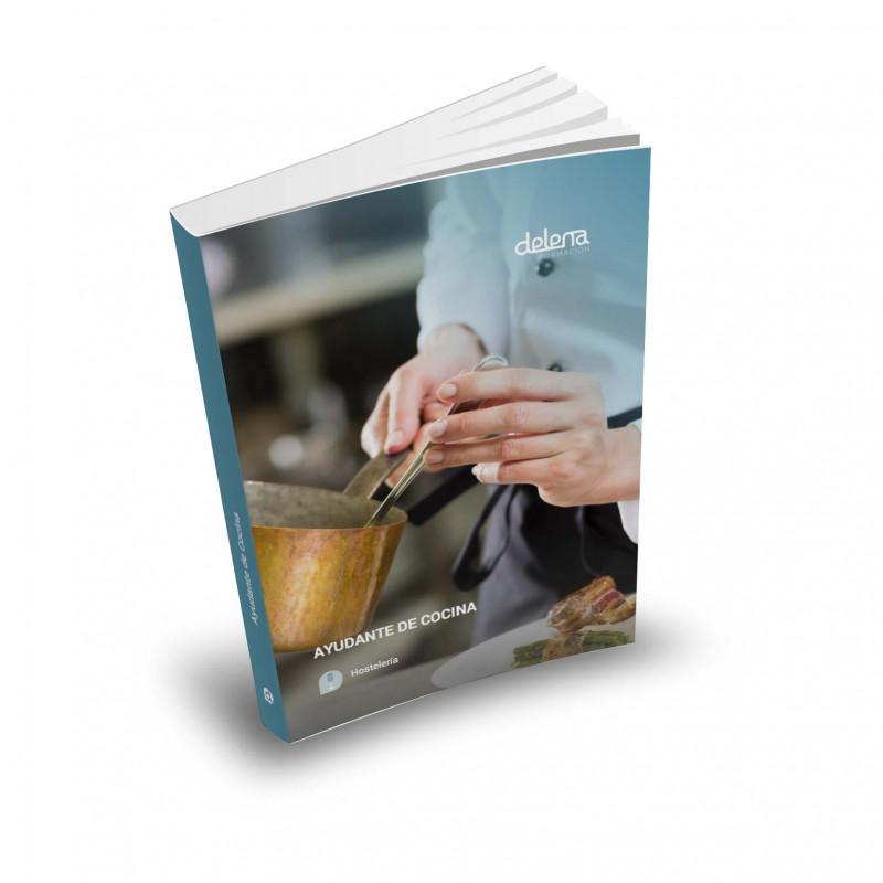 Curso de ayudante de cocina cursos delena formaci n for Ayudante cocina