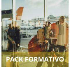 Pack formativo de Especialista en Turismo de Compras para Europeos + Idiomas