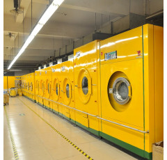 Curso de Lavandería Industrial