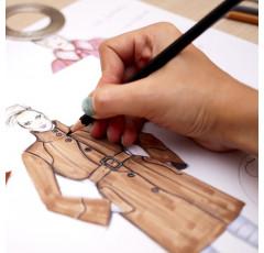 Curso de Técnicas de Ilustración de Moda