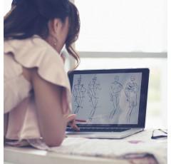Curso de Técnicas de Diseño de Moda por Ordenador