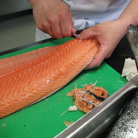 Curso de Manipulador de Alimentos. Pescados y Derivados.