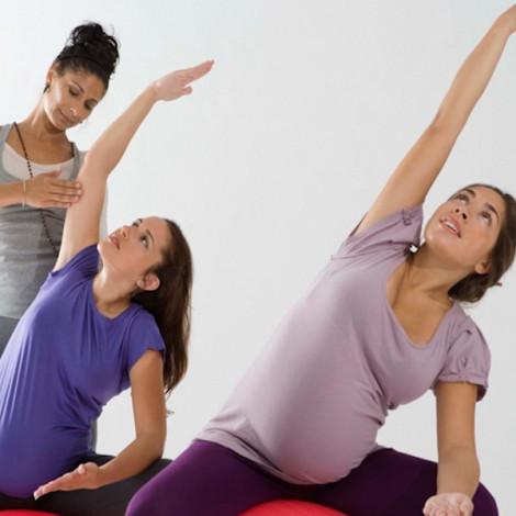 Curso de Trabajo y Actividad Física en las Mujeres Embarazadas