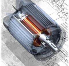 Curso de Motores Trifásicos. Características, Cálculos y Aplicaciones