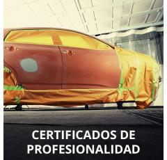 Curso de Pintura de Vehículos certificado