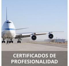 Curso de Operaciones Auxiliares de Mantenimiento Aeronáutico certificado